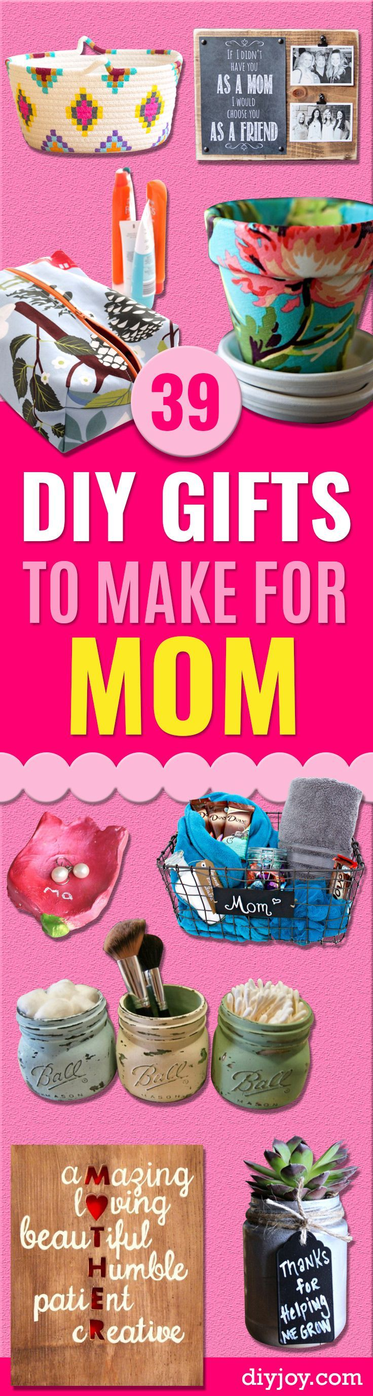 Christmas Gift Ideas For Mom Diy.Christmas Gifts Ideas 39 Creative Diy Gifts To Make For