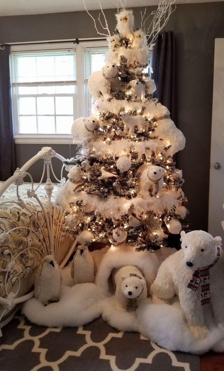 Cristhmas Tree Decorations Ideas : Polar bear for ...