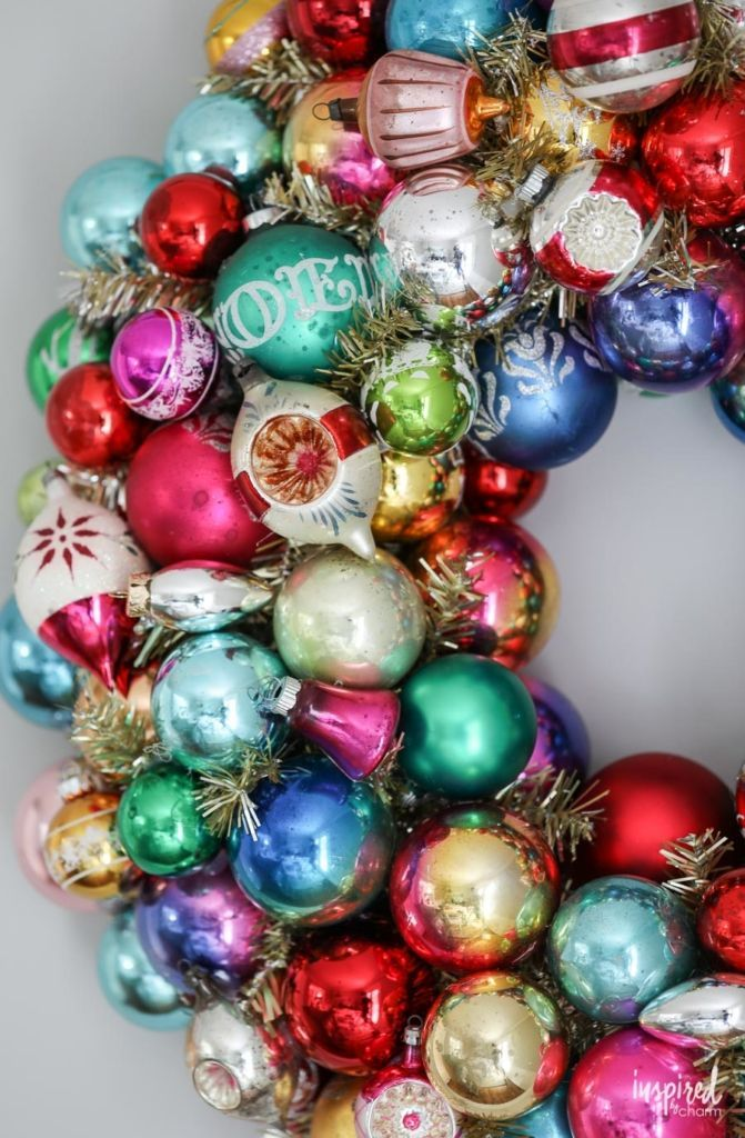 Christmas Decorating Ideas Learn How To Make This Diy Vintage