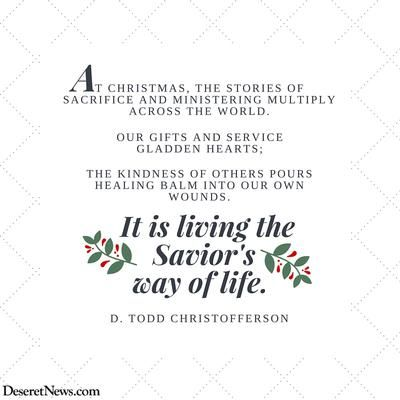 Lds Christmas Quotes.Merry Christmas Quotes A Time For Remembering The Son Of