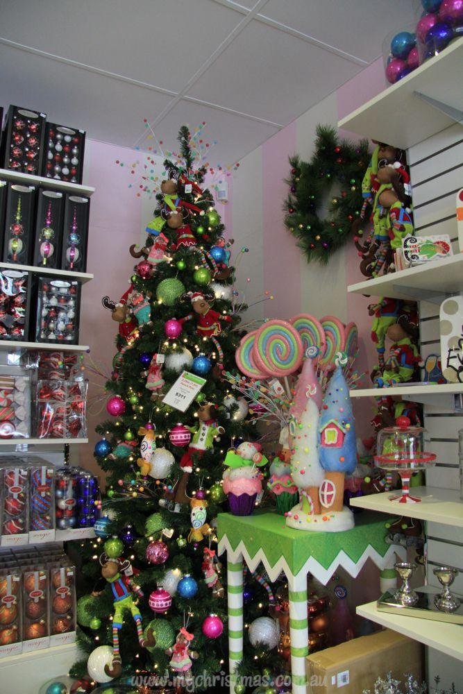 cristhmas tree decorations ideas whimsical christmas. Black Bedroom Furniture Sets. Home Design Ideas