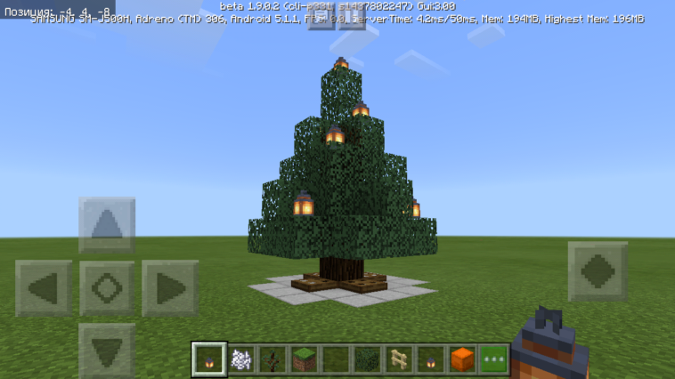Minecraft Christmas 2019 Christmas 2019 : Christmas tree [Minecraft crosspost]   Ask