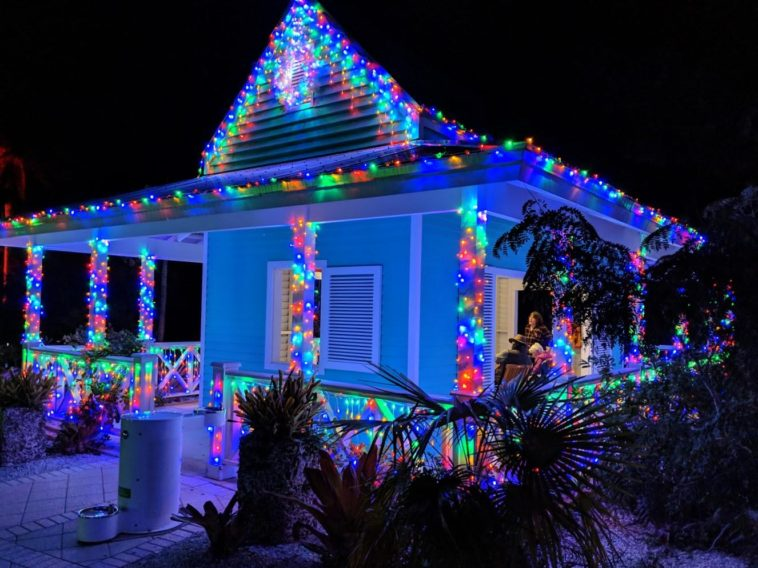 Naples Christmas Lights 2019 Christmas 2019 : From a magical evening at the Naples, FL