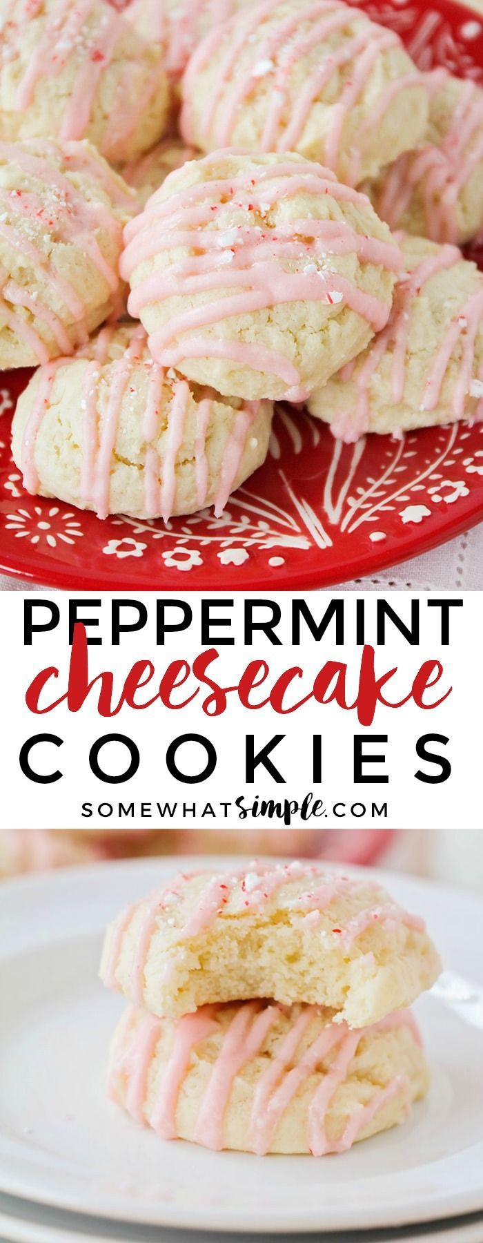 Christmas Diy Peppermint Cheesecake Cookies Ask Christmas Home