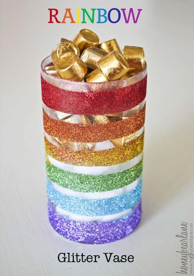 Christmas Gifts Ideas 36 Diy Rainbow Crafts That Will Make You