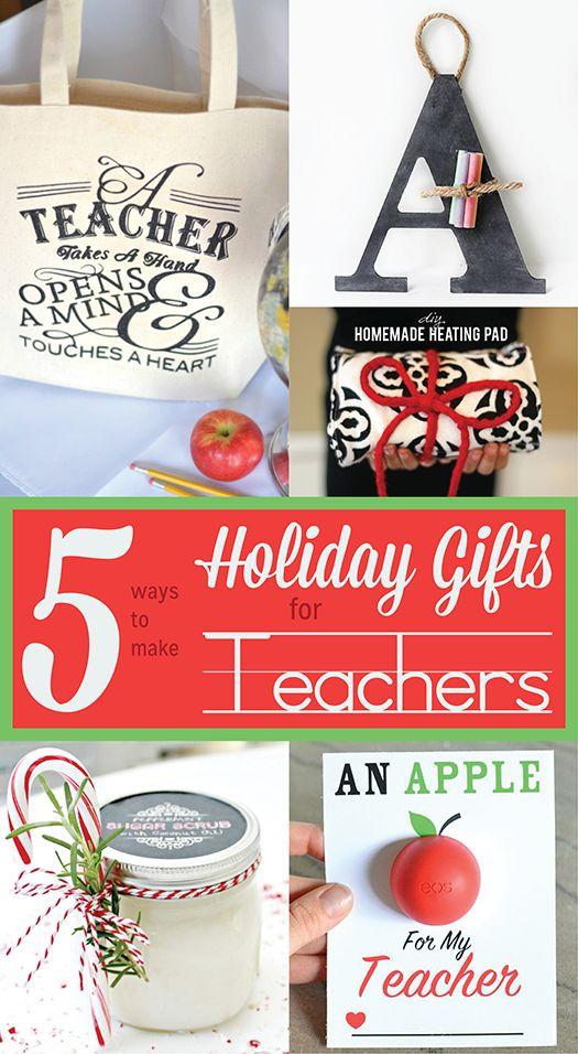 Christmas Gifts For Teachers Diy.Diy Christmas Gifts For Teachers 2018 Diy