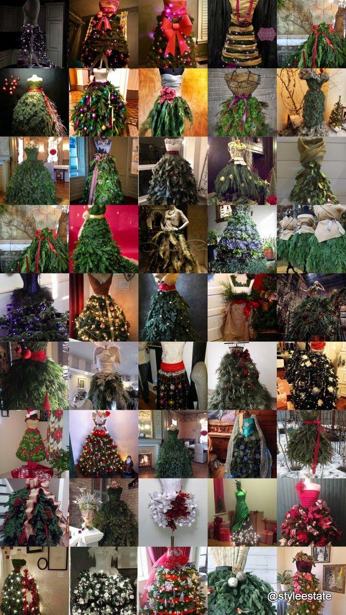 Cristhmas Tree Decorations Ideas 46 Fashion Inspired Christmas