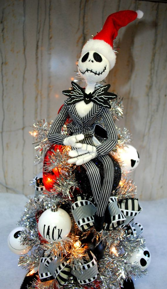 Description. Jack Skellington Nightmare Before Christmas ...