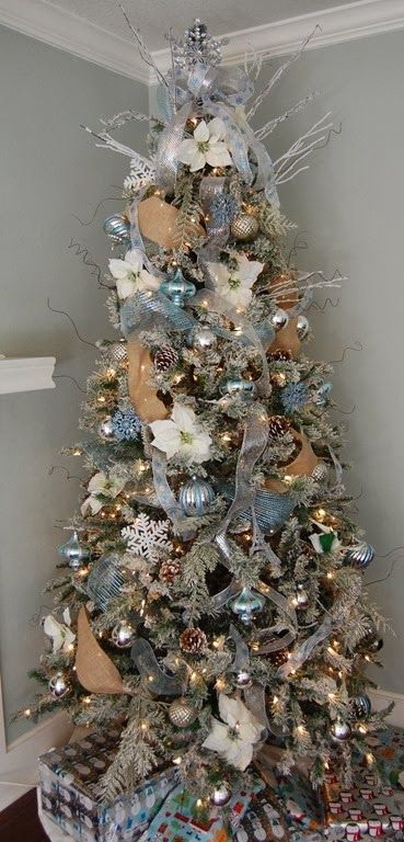 Cristhmas Tree Decorations Ideas