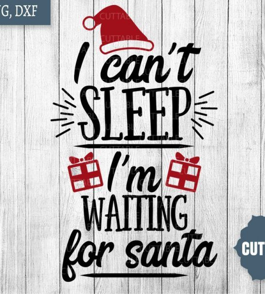 Christmas Quotes Svg.Merry Christmas Quotes Christmas Quote Svg Santa Cut File