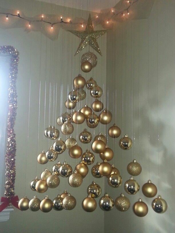 Christmas Diy Invisible Christmas Tree Ask Christmas