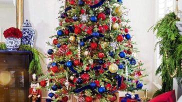 Cristhmas Tree Decorations Ideas Christmas Peacock Christmas