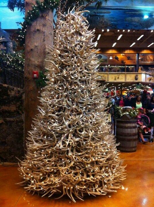 Description. Deer Antler Christmas Tree