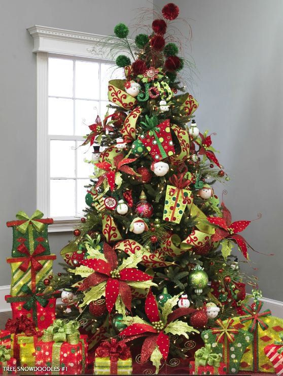 Description. RAZ 2011 Christmas Trees