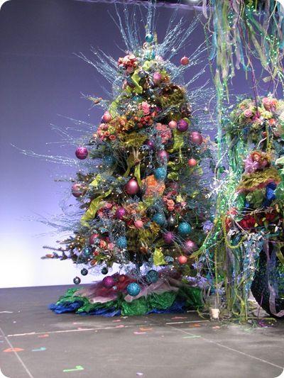 Description. sugar plum fairy Christmas tree
