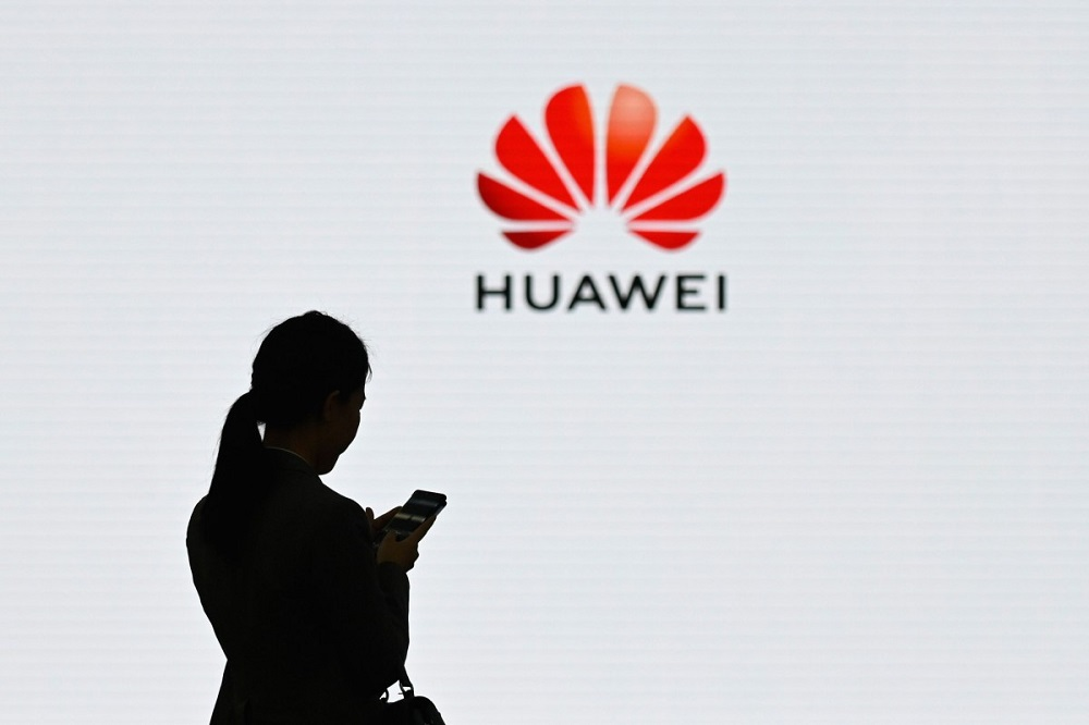 Huawei spying caught in the act
