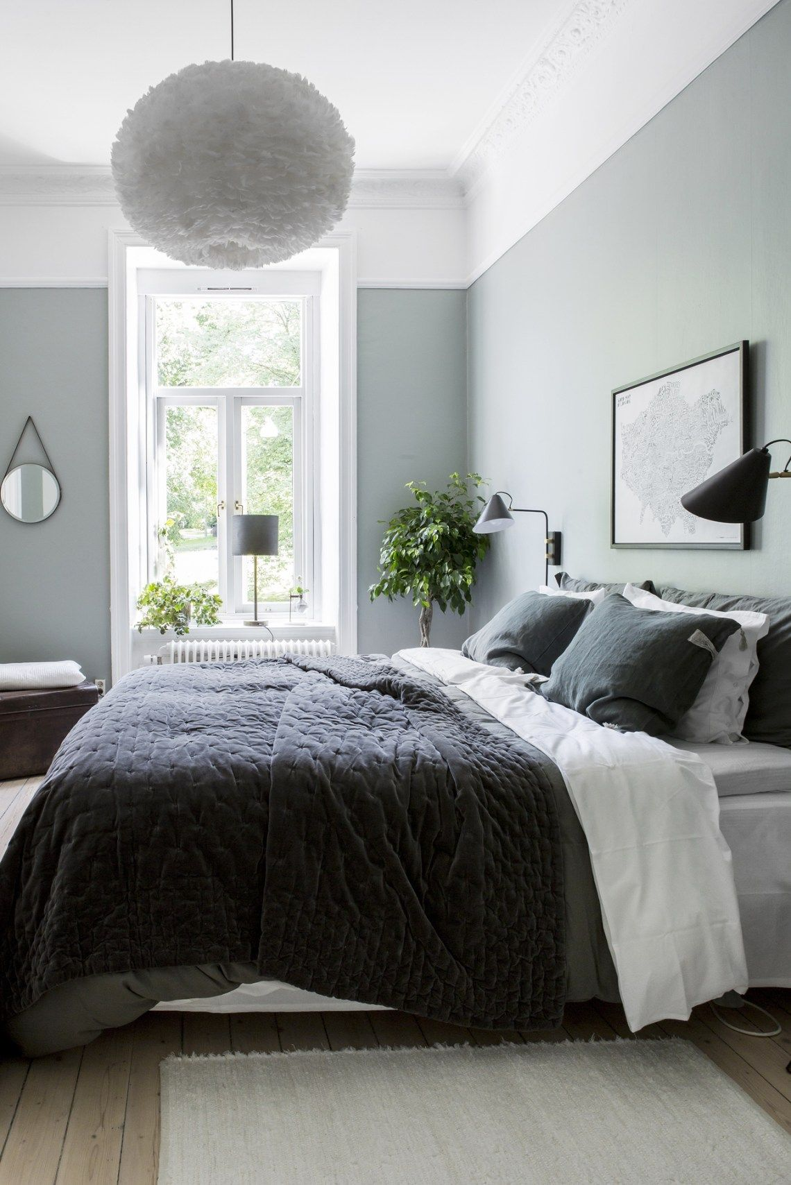 single bedroom colors